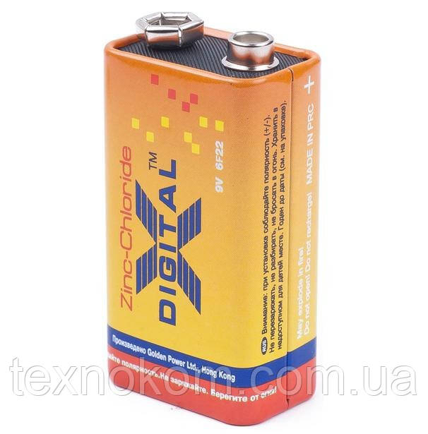 Батарейка, крона Digital