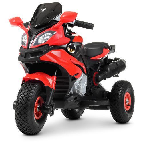 Мотоцикл дитячий M 4188AL-3 червоний