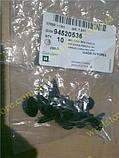 Гвинт,саморіз кріплення брызговика,подкрылка Бампера Ланос Сенс Lanos Sens aveo, Lacetti GM 94520536, фото 2
