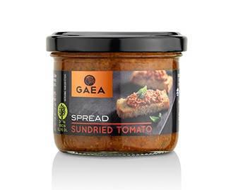 Соус из вяленых томатов Gaea, 125г
