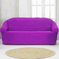 Накидка на диван 2 фіолетова SKL11-292092