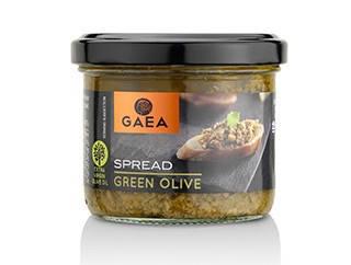 Соус из зеленых оливок Gaea, 125г