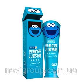 Набір зубних паст для дітей 6-12 років з м'яким ятним смаком, 60гр