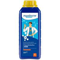 AquaDoctor Средство для очистки ватерлинии бассейна и СПА AquaDoctor CW CleanWaterline Шаг 2