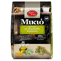 Снеки с оливковым маслом и орегано Mikio, 90г