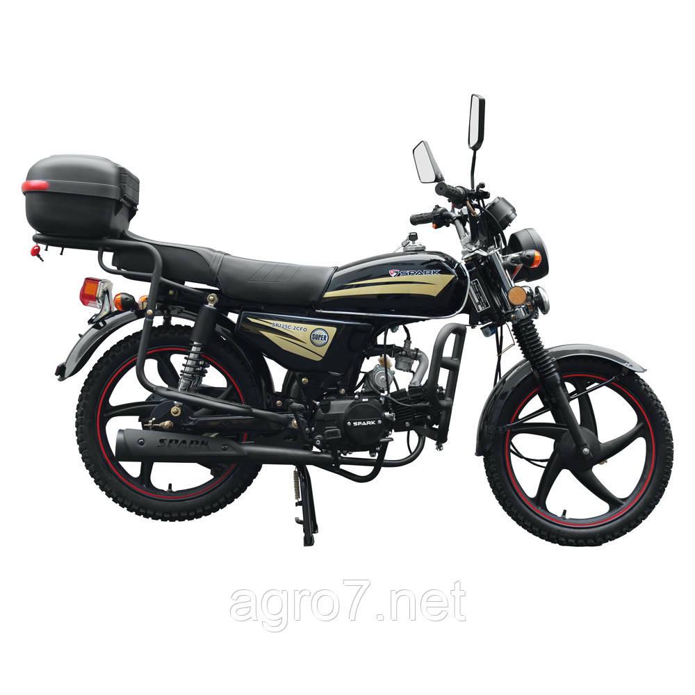 Мотоцикл Spark SP125C-2СFO зібраний з доставкою!
