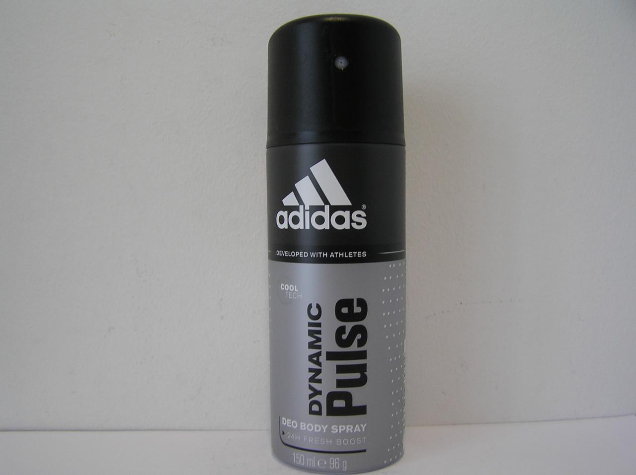 Аэрозольный мужской дезодорант Adidas Dynamic Pulse (Адидас Динамик Пульс)