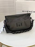 Модная кожаная женская сумка клатч Givenchy. Видео обзор. Натуральная кожа, люкс!