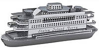 "Металлический конструктор ""Корабль Staten Island Ferry"""