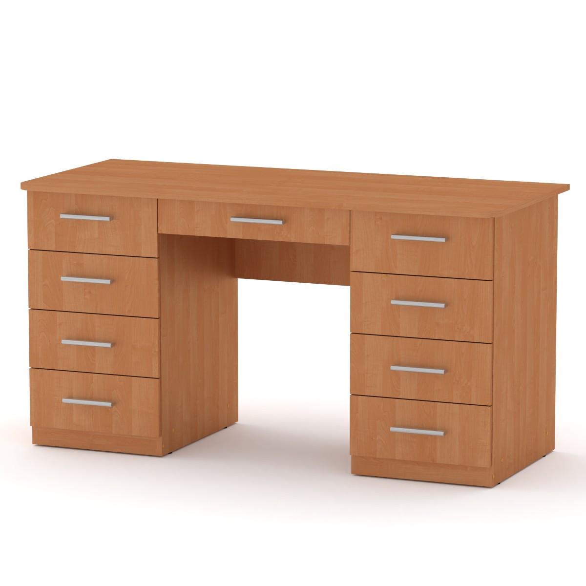 Большой письменный стол Учитель - 3 (Компанит)