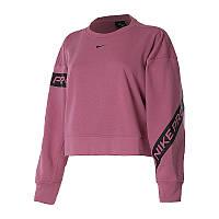 Nike Толстовки Nike W Nk Dy Get Fit Fc Cw Pp3 Tr L Xs (CU4658-614), M