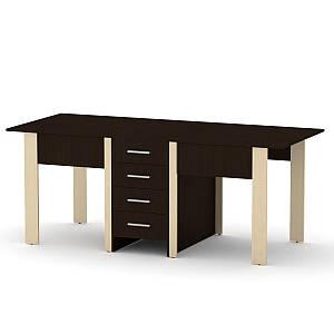 Розкладний стіл з ящиками-книжка - 3