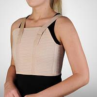 Корсет на грудний відділ хребта з ребрами жорсткості - Ersamed SL-241