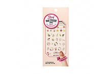 Наклейки для дизайна ногтей Etude House Play Nail Sticker Jewel # 3 Romantic Boat
