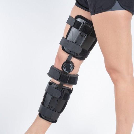Ортез коленного сустава с регулируемыми шарнирными механизмами, усиленный - Ersamed SL-09В