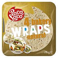 Тортилья пшеничная Poco Loco, 4шт. (245г)