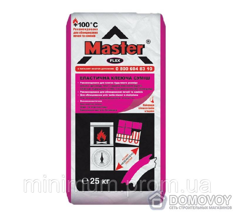 Master FLEX эластичная клеевая смесь