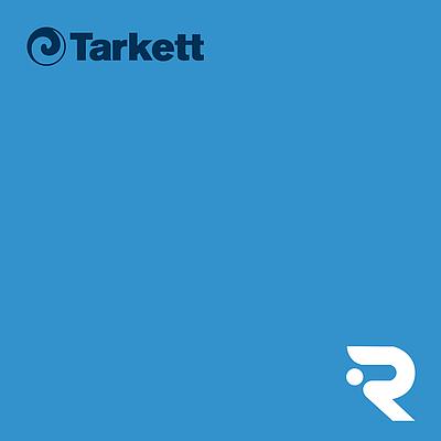 🏐 Спортивное покрытие Tarkett | SKY BLUE | OMNISPORTS V35 | 2 х 20.5 м