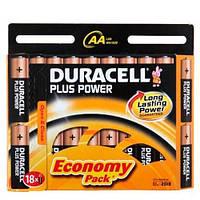 Duracell Basic Alkaline AA 1.5V (LR6) Батарейки 18 шт