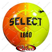 Мяч футзальный мяч Select Futsal Leao 2016 №4, 3 сл., сшит вручную
