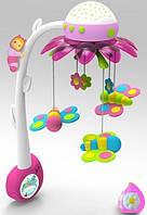 Мобиль Smoby Cotoons Цветок с проектором и пультом