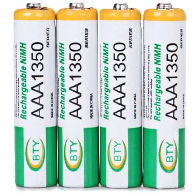 Аккумулятор BTY 1.2V 1350 AAA