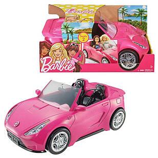 Машина для ляльки Барбі кабріолет Barbie Glam Convertible