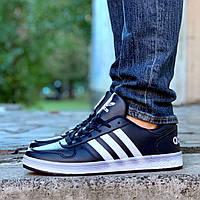Мужские кроссовки Adidas Blue, фото 1