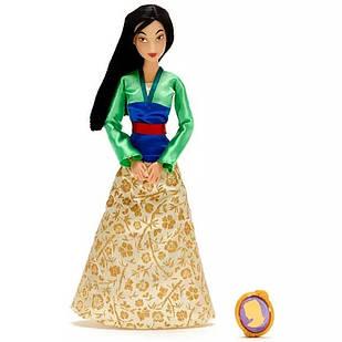 Классическая кукла принцесса Дисней Мулан Disney Mulan Classic Doll