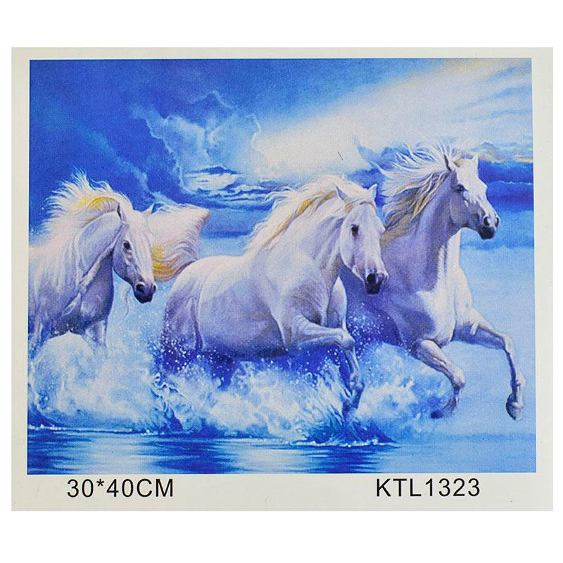 Картинка по номерам KTL 1323 (30-40 см)