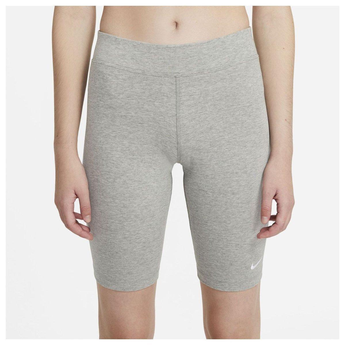 Велошорты женские Nike Sportswear Essential Bike Shorts CZ8526-063 Серый