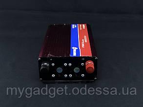 Преобразователь тока PowerOne+ 12V-220V 4000W + USB (PI-4000W)