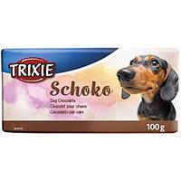 "Шоколад для собак Trixie ""Schoko"" 100гр 2970"