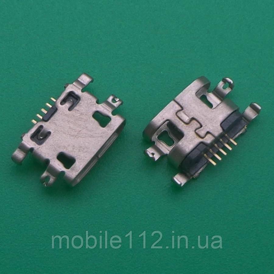 Разъем зарядки Lenovo A2010 S580 A630 S856 | Redmi 3 3X 3S 4A note 4 4X, Redmi 4 prime Micro USB
