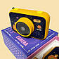 "20Мп Дитячий фотоапарат 3,5"" HD екраном Космос з двома камерами (жовтий) (T035_Y), фото 8"