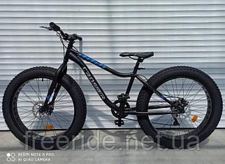 Велосипед фэтбайк Crosser FatBike 26 (16) сталевий