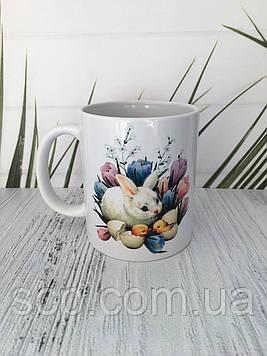Чашка на Пасху