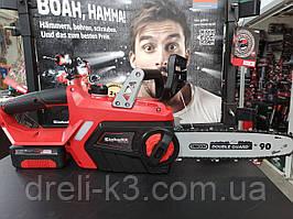 Цепная аккумуляторная пила Einhell GE-LC 18 Li Kit Power X-Change 4501760