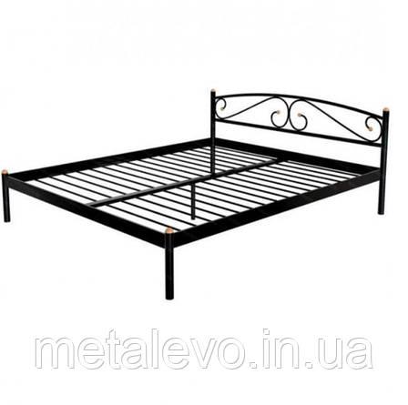 Металлическая кровать ВЕРОНА-1 ТМ Метакам, фото 2