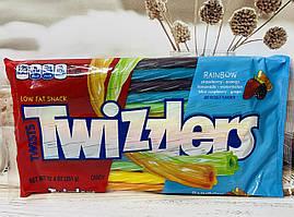 Желейные конфеты Twizzlers ассорти фруктовых вкусов
