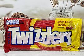 Желейные конфеты Twizzlers Вишня и лимон