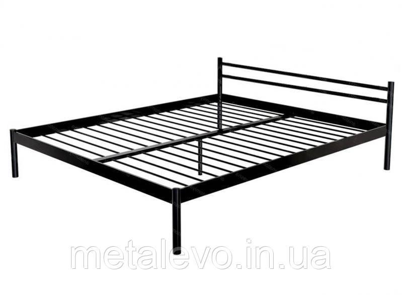Металлическая кровать КОМФОРТ ТМ Метакам