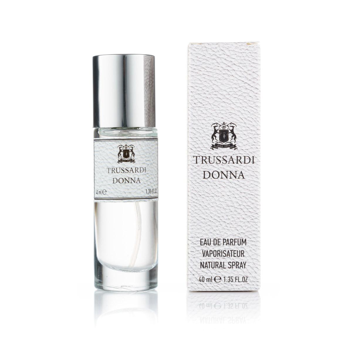 Женский мини парфюм  Trussardi Donna 40 Ml