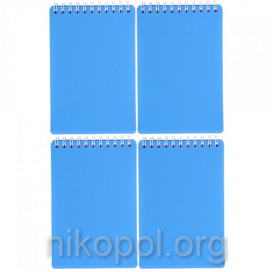 "Блокнот ""Mini book"" А6 твердый переплет, 60 листов, 15х10см."