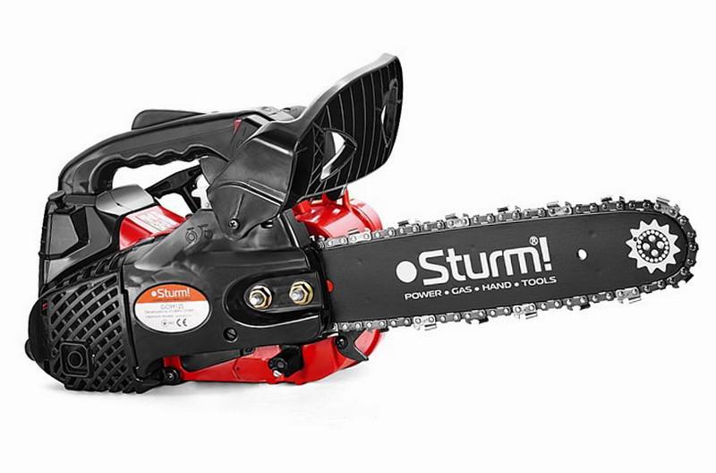 Бензопила мини Sturm GC 9912S модель 2021 г. (бесплатная доставка)