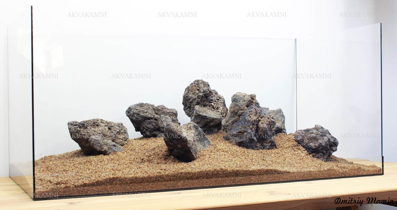 Композиція К50 з Вулканічної лави (від 120л)