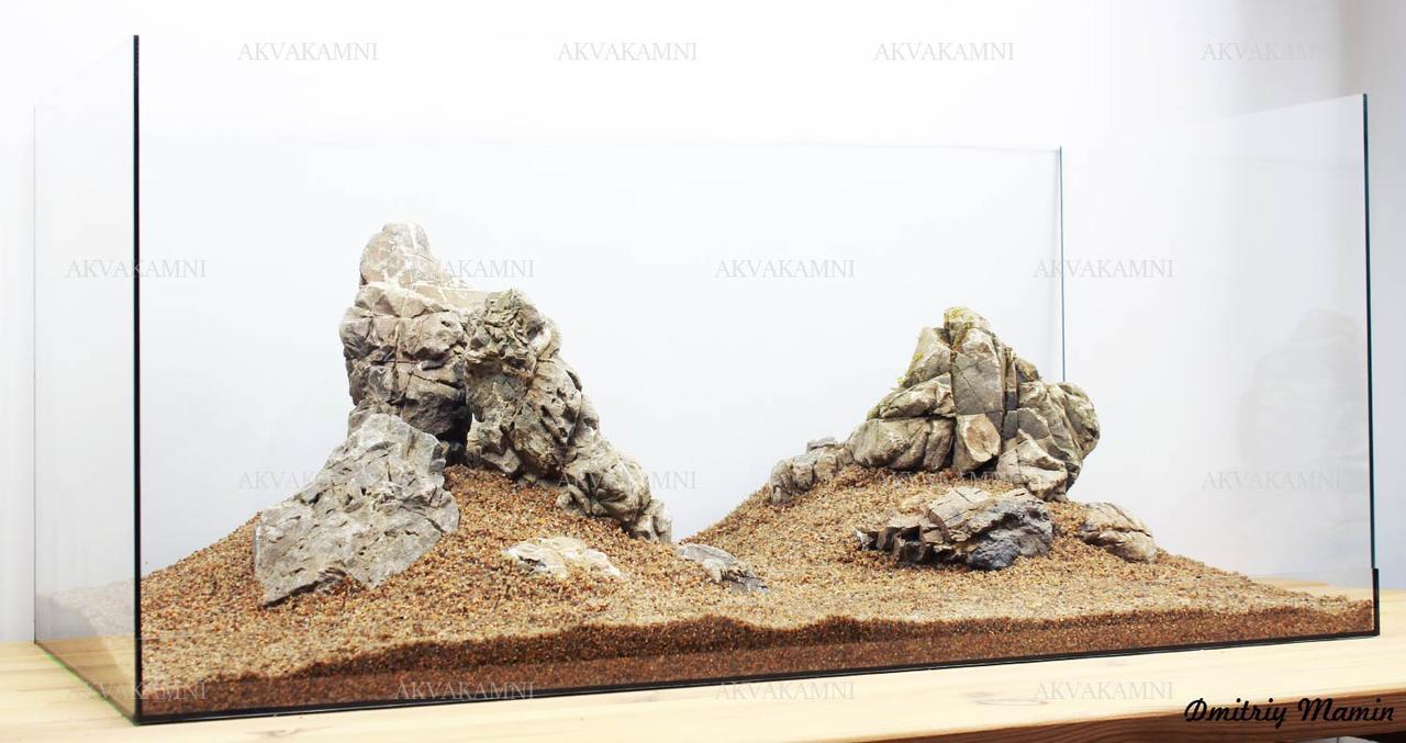 Композиция из Карпатского камня K52 (от 140л)