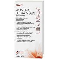 Витамины и минералы для женщин GNC Women's Ultra Mega 180 tabs