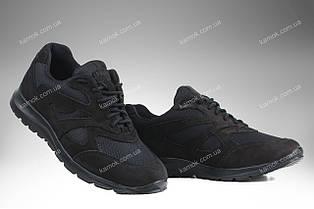 Тактические кроссовки демисезонные / армейская военная обувь SICARIO (черный)