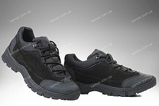Тактическая обувь / демисезонные военные кроссовки Trooper SHADOW (черный)